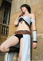 Cosplay-Cover: Rinoa Heartilly (Dion Rogers)