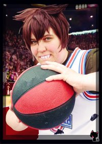 Cosplay-Cover: Taz [Space Jam]