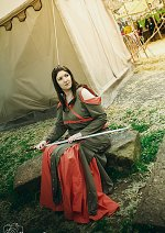 Cosplay-Cover: Marian of Knighton - (Robin Hood BBC)