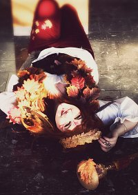 Cosplay-Cover: Autumn OC
