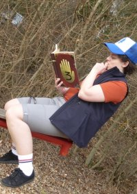 """Cosplay-Cover: Mason """"Dipper"""" Pines"""