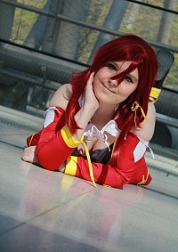 Cosplay-Cover: Izetta