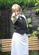 Cosplay-Cover: Tamaki Suo - Kellnerdress