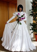 Cosplay-Cover: Agito/Akito Wanijima Wedding Dress