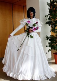 Cosplay-Cover: Agito/Akito Wanijima Wedding Dress