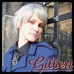Cosplay-Cover: Gilbert Beilschmidt/Preußen