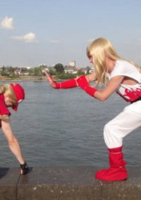 Cosplay-Cover: Andy Bogard