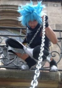 Cosplay-Cover: Black Star