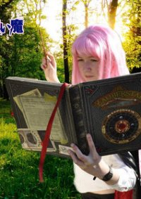 Cosplay-Cover: Louise le Blanc de la Vallerie