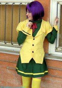 Cosplay-Cover: Miyako Toudaiji (Schuluniform)