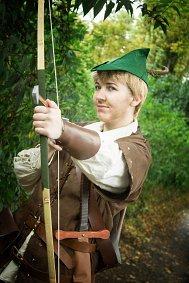 Cosplay-Cover: Robin Hood - Helden in Strumpfhosen