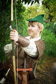 Cosplay-Cover: Robin Hood - Helden in Strumpfhosen