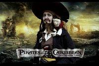 Cosplay-Cover: Hector Barbossa