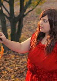 Cosplay-Cover: Granger, Hermione Jean [Red Dress - Bills & Fleurs
