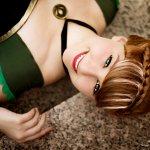 Cosplay: Anna von Arendelle