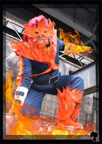 Cosplay-Cover: FlameHero - Endeavor