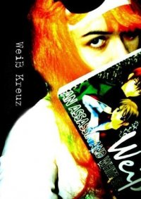 Cosplay-Cover: Schuldig (schwarz-weiß *g*)