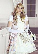 Cosplay-Cover: lolita (gothic & lolita bible wedding shoot)
