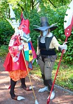 Cosplay-Cover: Sir Fratley Irontail 【Final Fantasy IX】