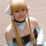 Cosplay-Cover: Chii [CLAMP in 3D Land]