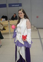 Cosplay-Cover: Lacus Clyne (ab Folge 8 in Seed)