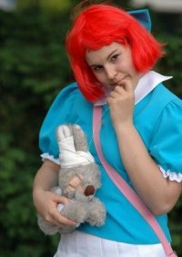 Cosplay-Cover: Elmyra (Tiny Toons)
