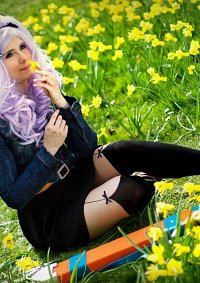 Cosplay-Cover: Future Trunks (female version)