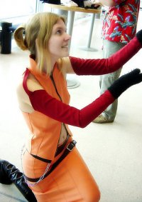 Cosplay-Cover: Quistis