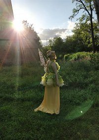 Cosplay-Cover: Tinkerbell (Design by Hannah Alexander)