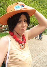 Cosplay-Cover: Portgas D. Ace ポートガス•D•エース