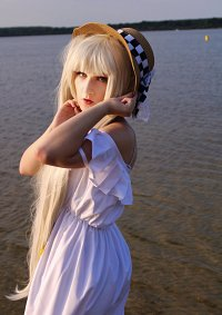 Cosplay-Cover: Marie Antoinette (Summer Version, Stage 2)