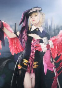 Cosplay-Cover: Princess Ai (Abschlusstournee / Cover 3. Bd.)