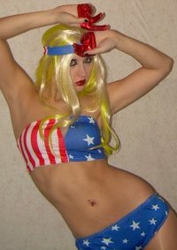 Cosplay-Cover: Lady GaGa (Telephone)