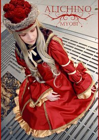 Cosplay-Cover: Myobi {Red Dress}