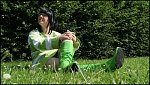 Cosplay-Cover: Nico Robin (Strong World)