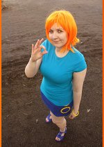 Cosplay-Cover: Nami • Logue Town