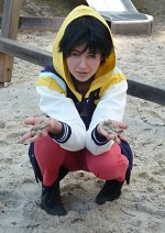 Cosplay-Cover: Haruka Nanase [Ending Outfit]