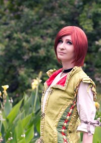 Cosplay-Cover: Shani