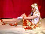 Cosplay-Cover: Sailor Venus