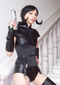 Cosplay-Cover: aeon flux