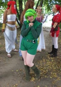 Cosplay-Cover: Saria