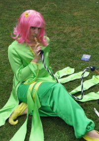 Cosplay-Cover: Raupen Marluxia [Axel in Wonderland]
