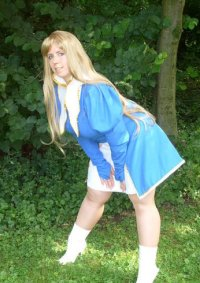 Cosplay-Cover: Rose Anderson