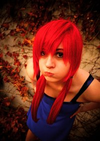 Cosplay-Cover: Erza Scarlet [Blue Dress]