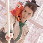 Cosplay: Fa Mulan ♦ Fa Ping