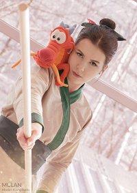 Cosplay-Cover: Fa Mulan ♦ Fa Ping