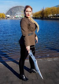 Cosplay-Cover: Lydia Branwell