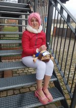 Cosplay-Cover: Sakura Haruno - The Last Movie Version 2