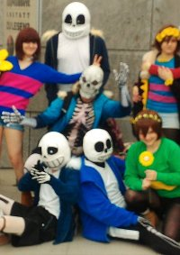 Cosplay-Cover: Sans (Undertale)