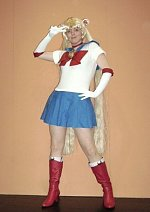 Cosplay-Cover: Sailor Moon (1. Staffel)